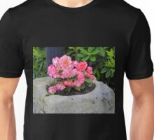 Peach Begonia Unisex T-Shirt