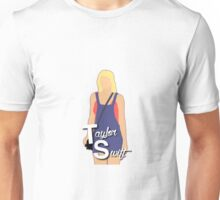 Taylor Swift cartoon edit Unisex T-Shirt