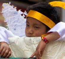 Cuenca Kids 812 Sticker