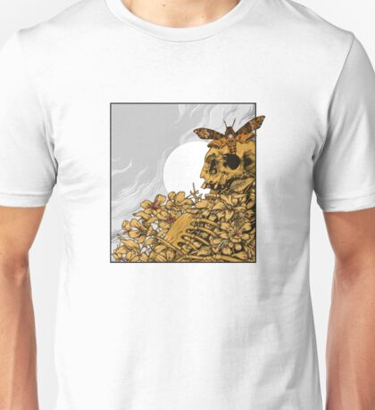 Death Head Skull Unisex T-Shirt