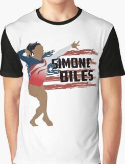 Simone Biles Champion Graphic T-Shirt