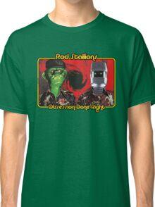 Pod Stallions Logo Classic T-Shirt