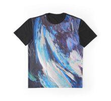 Royal Ice Graphic T-Shirt