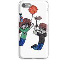 Party Kids iPhone Case/Skin