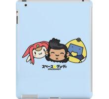Space Dandy & Friends iPad Case/Skin