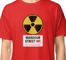 A-Bomb in Wardour Street Classic T-Shirt