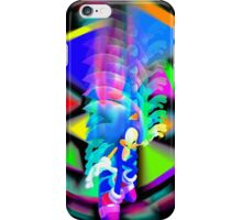 Sonic Color Trip iPhone Case/Skin