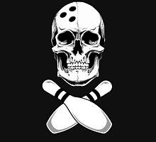 Bowling - Skull & Crossbones Unisex T-Shirt