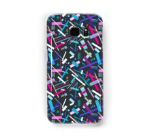 Colorful cool geometric pattern  Samsung Galaxy Case/Skin