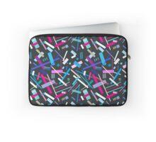 Colorful cool geometric pattern  Laptop Sleeve