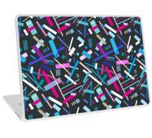 Colorful cool geometric pattern  Laptop Skin