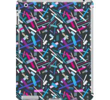 Colorful cool geometric pattern  iPad Case/Skin