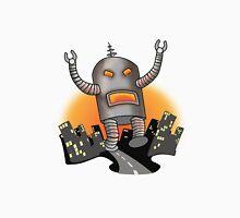 Robot Attack Unisex T-Shirt