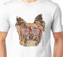 Rockstar Yorkie Unisex T-Shirt