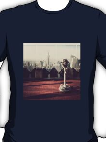 Top of the Rock (Old School) T-Shirt