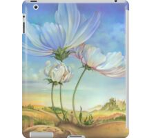 In the Half-shadow of Wild Flowers iPad Case/Skin