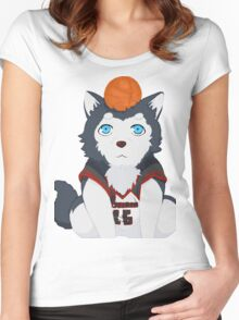 Tetsuya Number 2 Women's Fitted Scoop T-Shirt