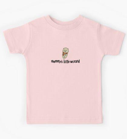Mommy's Little Wizard Kids Tee