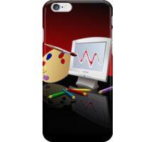 Computer Graphics iPhone Case/Skin