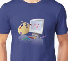 Computer Graphics Unisex T-Shirt