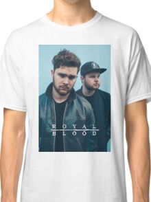 Royal Blood Band Poster Classic T-Shirt