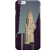 Crysler Building iPhone Case/Skin