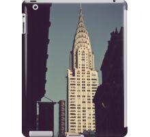Crysler Building iPad Case/Skin