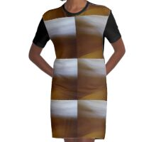 abstract 229 Graphic T-Shirt Dress