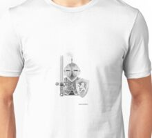 Medieval Warrior Unisex T-Shirt