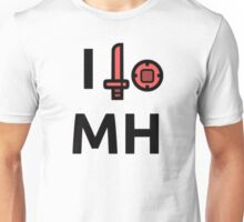I Sword and Shield MH Unisex T-Shirt