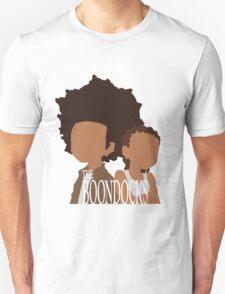 Minimalistic Huey/Riley (The Boondocks) T-Shirt
