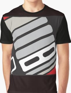 NES Geek Console Graphic T-Shirt
