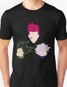 Minimalistic Gon/Killua/Hisoka (Hunter x Hunter) T-Shirt