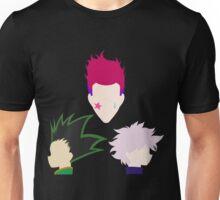 Minimalistic Gon/Killua/Hisoka (Hunter x Hunter) Unisex T-Shirt