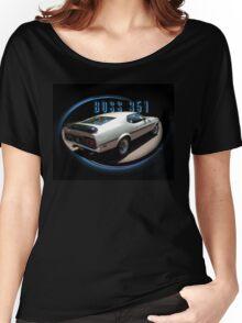 BOSS 351 Rear Women's Relaxed Fit T-Shirt