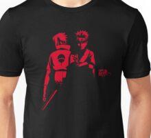 red ninja Unisex T-Shirt