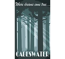 Cabeswater - Where dreams come true Photographic Print
