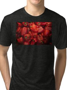 Red Peppers Tri-blend T-Shirt