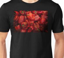 Red Peppers Unisex T-Shirt