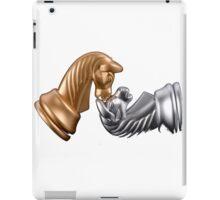 Chess Game Play iPad Case/Skin
