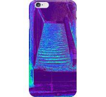 Purple Mystery Stairwell iPhone Case/Skin