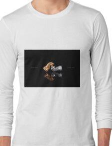 Play Chess Game Long Sleeve T-Shirt