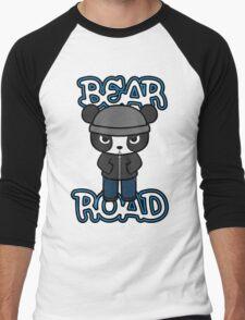 Bear Road (Panda) Men's Baseball ¾ T-Shirt
