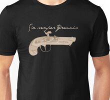 Derringer - Death To Tyrants Unisex T-Shirt