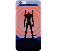 A.T. FIELD - UNIT 01 iPhone Case/Skin