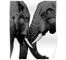 Elephant Day Poster