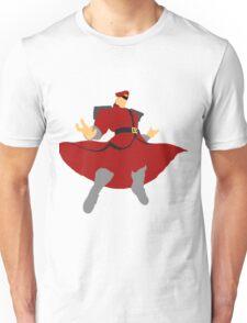 Minimalist M. Bison Unisex T-Shirt