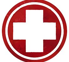 First Aid Symbol by BitGem