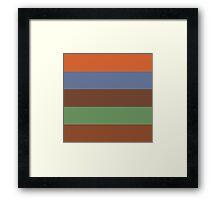 Avenging Framed Print