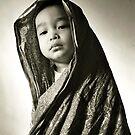 boy in batik by irenaeus herwindo
